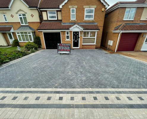 Block Paving Rugby